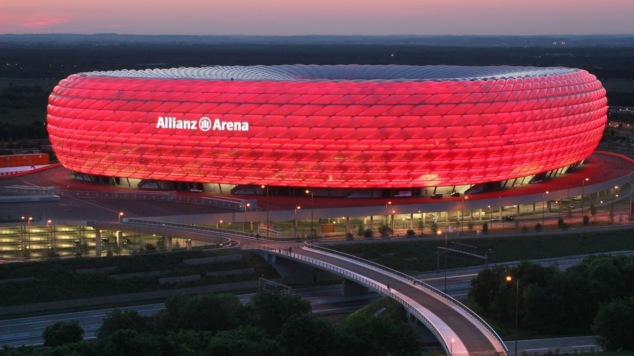 munich, germany, allianz arena, stadium